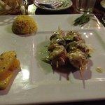 Kebab di pesce