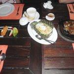 Pineapple Rice etc