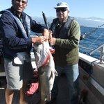 Garry Smith - 29Kg Groper c/o Fish kaikoura