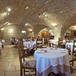Restaurant, caveau