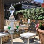 terrasse bar à Absynthes