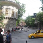 Old part of Istanbul just down from Dosso Dossi