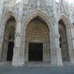 Portail, façade