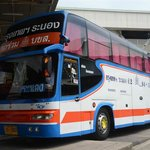 Bus from Bangkok to Ranong
