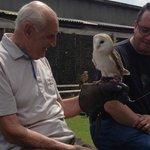 Geoff Young & Barn Owl