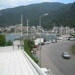 hotel corridoor view