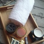 Pampering pack