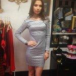Silver Dress £35