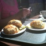 Best scones in the North-East!