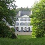 Château vue du parc