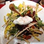 Salade de Pissenlits maison...