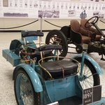Isn´t it cute? Car from XIX century