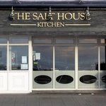 The Salt house Kitchen