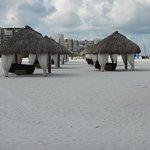 Beach cavanas