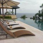 Pool in Villa Nora