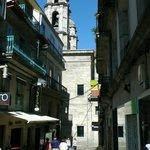 Tapas & Wines old town of Vigo