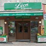 Léon de Bruxelles - Paris - Les Halles
