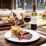 Barbecue meals & steaks