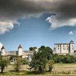 Castle at Villebois-Lavalette