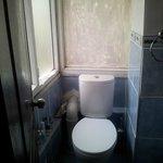 toilettes sdb exigüe