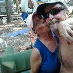 roxane giving me some kisses