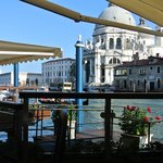 View From Gritti Palace Terrace