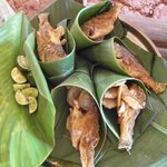 beautiful food from our indigenous people