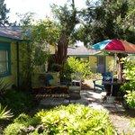 Cottage 9 patio