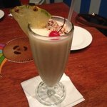the best Pina Colada you'll ever have!