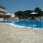 Hotel Tahiti Pool