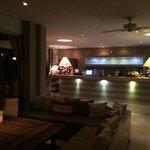 Bar at night- tasty mojitos