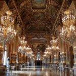 Opera Garnier- Le Grand Foyer