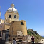 Day trip to Procida with the owner..
