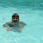 Mineral Water swimming pool