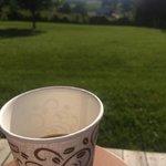 Coffee w/ a view!