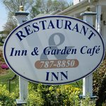 Foto de The Inn & Garden Cafe
