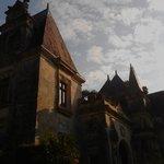 les nuages s'en volent toujours mais le château jamais