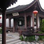 Nanxiang ancient  village, Shanghai, June 2014