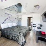 King size bed room #113