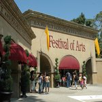 Pageant of the Masters is located at the Festival of Arts