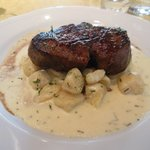 Fillet with Pasta