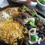 Very Good Beef Fajitas...Plenty of Beef....