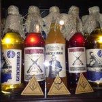 Памятные напитки