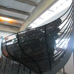 Another preserved Viking ship