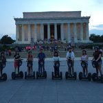 Washington D.C. Segway Tour - Lincoln Memorial