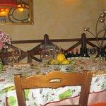Tavolo tipico