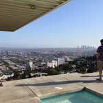 Way up on the hollywood hills