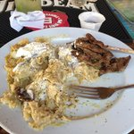 Best chilaquiles in Cabo