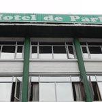 Hotel de park front