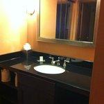 DoubleTree King Suite Vanity